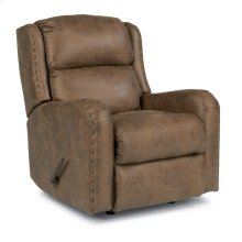 Cameron Fabric Swivel Gliding Recliner