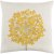 "Additional Agapanthus AP-001 20"" x 20"" Pillow Shell with Down Insert"
