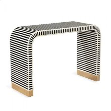 Beacon Console Table - Black