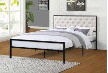 7577 Beige Full Bed