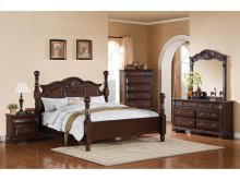 BY300QH Bryant Dark Headboard