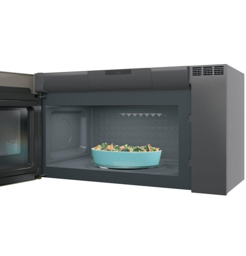 GE Profile Series 2.1 Cu. Ft. Over-the-Range Sensor Microwave Oven