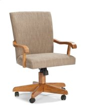Saratoga Tilt Swivel Game Chair Chair