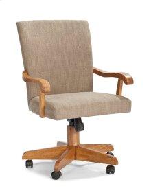 Saratoga Tilt Swivel Game Chair Chair