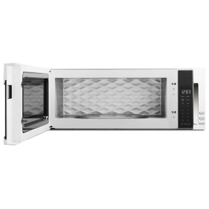 1000-Watt Low Profile Microwave Hood Combination - White