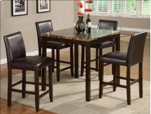 Crown Mark 2724 Anise Counter Height Dining Group