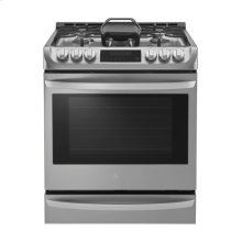 OPEN BOX 6.3 cu. ft. Gas Single Oven Slide-in Range with ProBake Convection® and EasyClean®