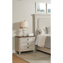 Hillside Nightstand - Feather