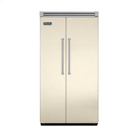 "Biscuit 42"" Side-by-Side Refrigerator/Freezer - VISB (Integrated Installation)"