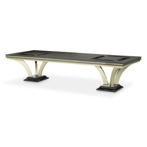 Large Rectangular Dining Table