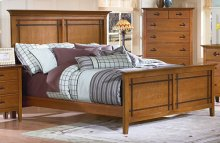 Franklin Heights Panel Bed