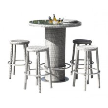 Santorini 5 PC Pub Set