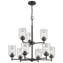 Winslow Collection Winslow 9 Light Chandelier OZ
