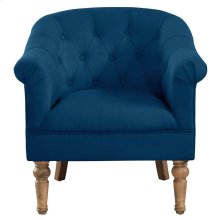 Welbeck Accent Chair in Blue