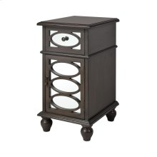 Conestoga Accent Table In Aged Grey