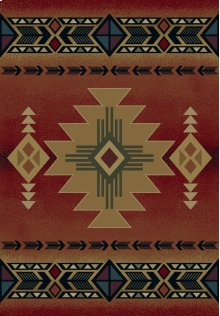Genesis Arizona Crimson New Rugs