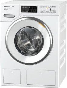 WWH860 WCS TDos&IntenseWash WiFi W1 Front-loading washing machine with QuickIntenseWash, TwinDos, CapDosing, and WiFiConn@ct.