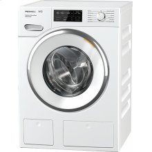 WWH860 WCS TDos&Int.Wash WiFi W1 Front-loading washing machine with QuickIntenseWash, TwinDos, CapDosing, and WiFiConn@ct.