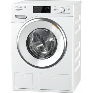 MieleWWH860 WCS TDos&IntenseWash WiFi W1 Front-loading washing machine with QuickIntenseWash, TwinDos, CapDosing, and WiFiConn@ct.