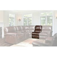 Hitchcock Cigar Power Armless Recliner Product Image