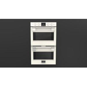 "Fulgor Milano30"" Pro Double Oven - Glossy White"