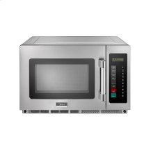 1.2 Cu. Ft. 1100W Push Button Commercial Microwave