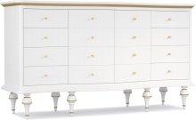 Mystique Nine-Drawer Dresser