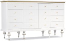 Mystique Nine-Drawer Dresser