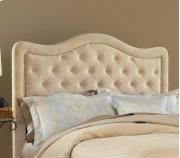 Trieste Queen Headboard Buckwheat Product Image