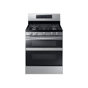 Samsung5.8 cu. ft. Freestanding Gas Range with 16K and 15K BTU Power Burners