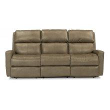 Catalina Leather Power Reclining Sofa