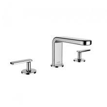 TH400 - 3 Hole Widespread Lavatory Faucet - Polished Chrome