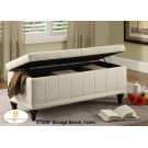 Lift-top Storage Bench Product Image