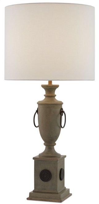 Tryon Table Lamp - 33h