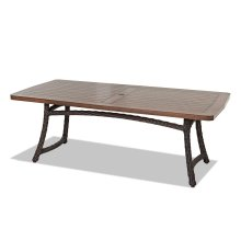 Sycamore 84 DINING TABLE