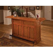 Classic Oak Large Bar