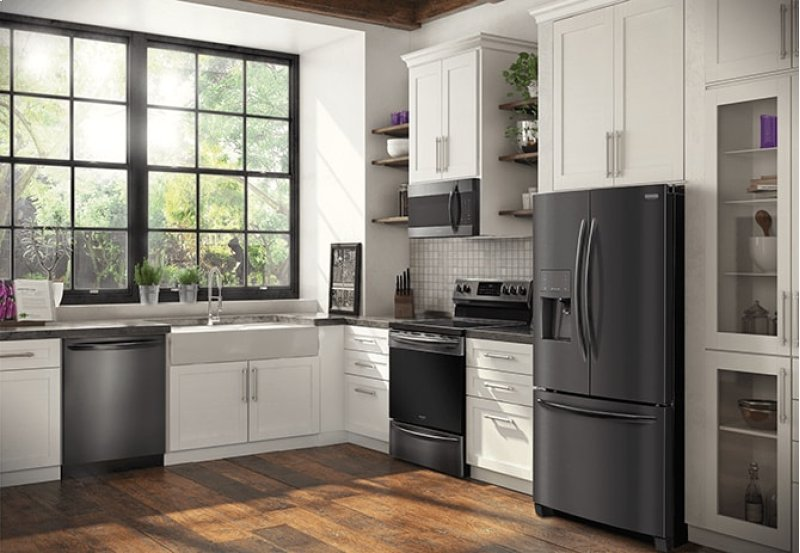 New Black Smudge Free Stainless Steel Frigidaire Gallery
