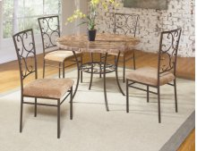 Table & 4 Side Chairs
