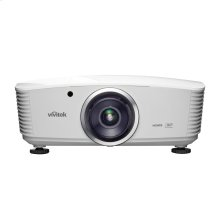 Professional-Grade True HD 1080p 3D Multimedia Projector for the Large Venue Marketplace