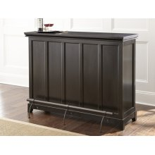 "Garcia Silverstone Top Bar Unit 56"" x 18"" x 42"" (KD)"
