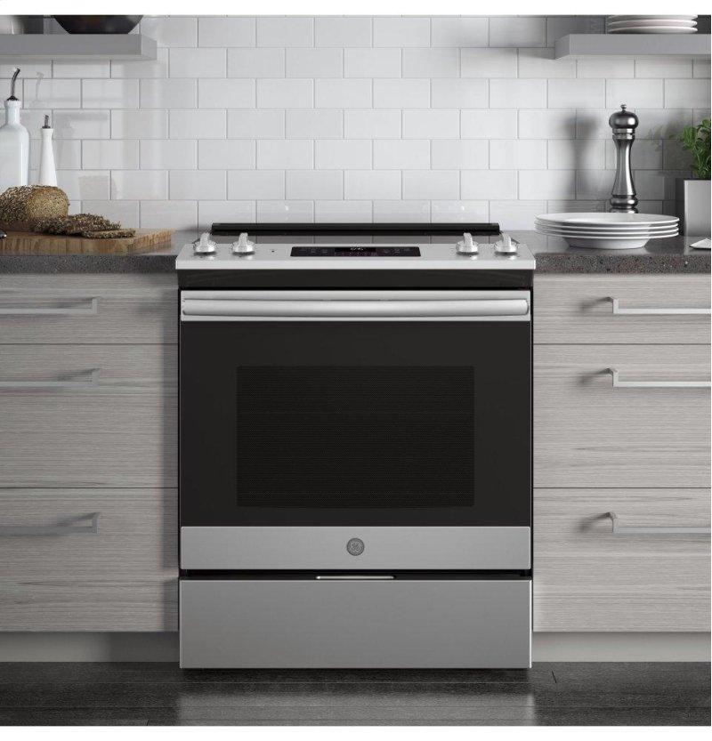 JS645SLSS in Stainless Steel by GE Appliances in Tampa, FL - GE® 30 ...