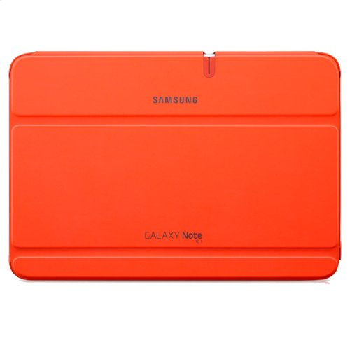 Galaxy Note 10.1 Book Cover - Orange