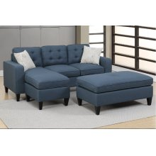 3-pcs Sectional Set