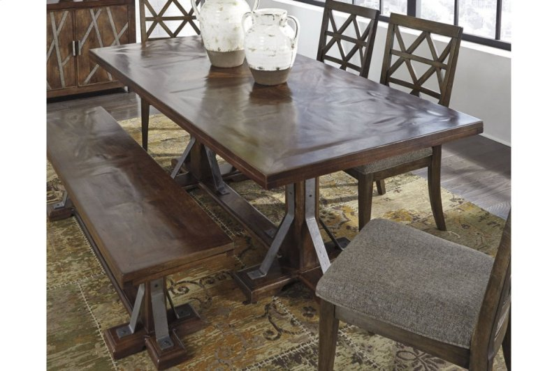 D68725 In By Ashley Furniture In Pullman Wa Rectangular Dining