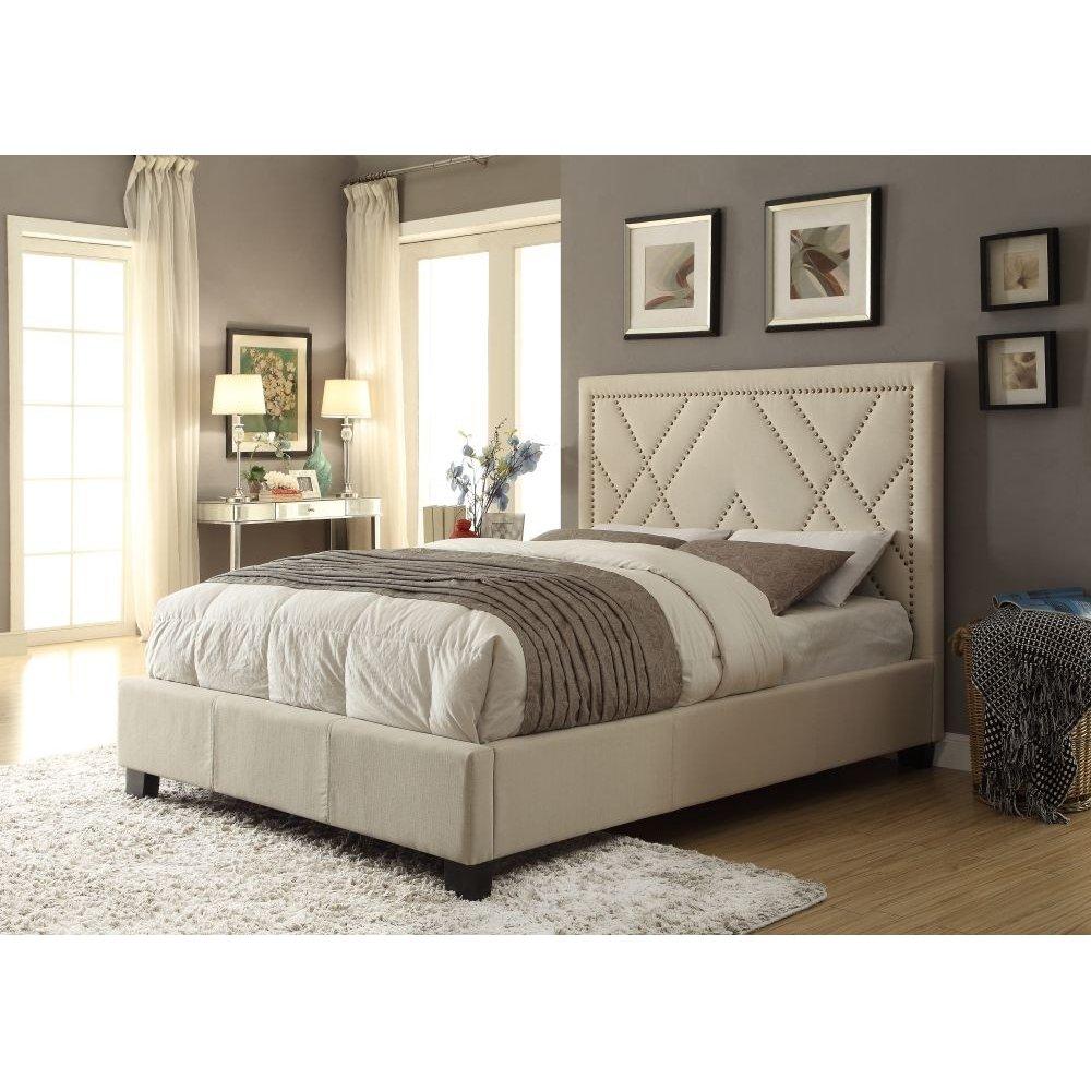 Vienne Full Storage Bed