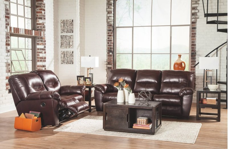 in by Ashley Furniture in Peoria IL Reclining