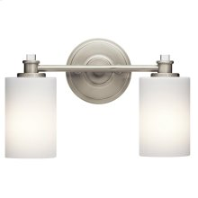Joelson Collection Joelson 2 Light Bath NI