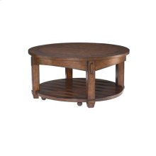 Tacoma Round Cocktail Table