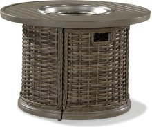"St. Simons 42"" Round Gas Fire Pit"