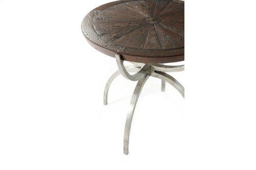 Weston Side Table, Dark Echo Oak